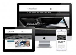 Phillips Website