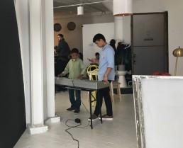 ECU Behind the Scenes